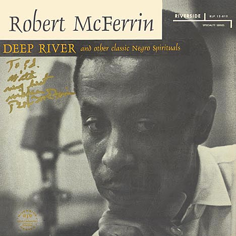 Autographed by Robert McFerrin